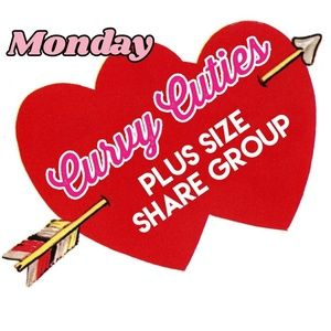 Tops - 2/4 (CLOSED) PLUS SHARE GROUP: Curvy Cuties